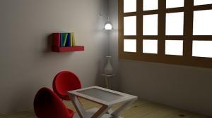 Zagospodarowanie przestrzeni pod schodami